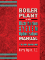 Boiler Plant and Distribution System Optimization Manual, Third Edition