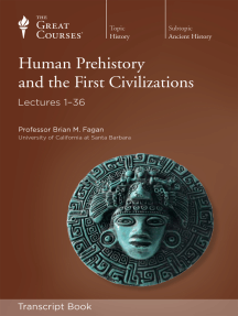 Human Prehistory and the First Civilizations (Transcript)