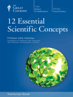 12 Essential Scientific Concepts (Transcript)