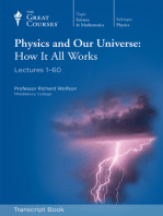 Physics and Our Universe