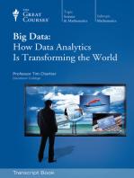 Big Data: How Data Analytics Is Transforming the World (Transcript)