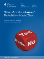 What Are the Chances? Probability Made Clear (Transcript)