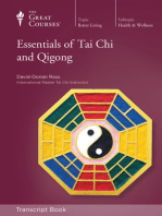 Essentials of Tai Chi and Qi Gong (Transcript)