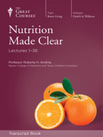 Nutrition Made Clear (Transcript)