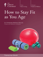How to Stay Fit As You Age (Transcript)