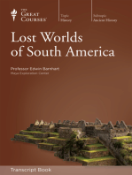Lost Worlds of South America (Transcript)