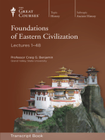 Foundations of Eastern Civilization (Transcript)