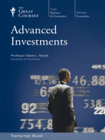 Advanced Investments (Transcript)