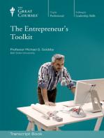 The Entrepreneur's Toolkit (Transcript)