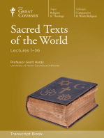 Sacred Texts of the World (Transcript)
