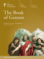 Book of Genesis (Transcript)