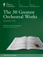 The 30 Greatest Orchestral Works (Transcript)