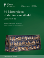30 Masterpieces of the Ancient World (Transcript)