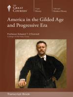 America in the Gilded Age and Progressive Era (Transcript)