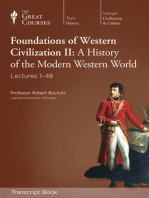 Foundations of Western Civilization II