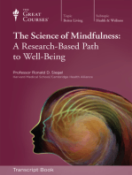 The Science of Mindfulness (Transcript)