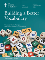 Building a Better Vocabulary (Transcript)