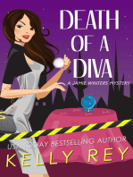 Death of a Diva (Jamie Winters Mysteries book #2)