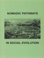 Nomadic Pathways in Social Evolution