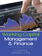 Working Capital Management and Finance