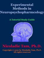 Experimental Methods in Neuropsychopharmacology