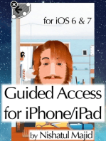 Guided Access for iPhone/iPad
