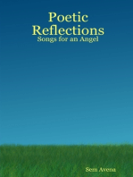 Poetic Reflections: Songs For An Angel