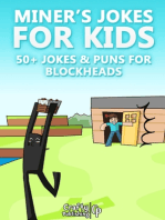 Miner's Jokes for Kids - 50+ Jokes & Puns for Blockheads