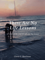 There Are No Life Lessons
