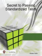 Secret to Passing Standardized Tests