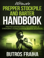 Ultimate Prepper and Stockpile Handbook