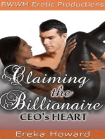 Claiming the Billionaire CEO's Heart