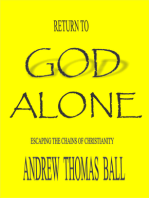 Return to God Alone