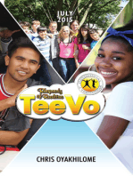 Rhapsody of Realities TeeVo July 2015 Edition