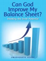 Can God Improve My Balance Sheet