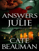 Answers For Julie (Book Nine In The Bodyguards Of L.A. County Series)