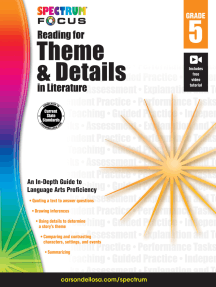 Spectrum Reading for Theme and Details in Literature