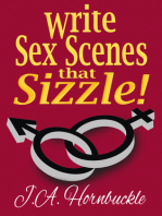 Write Sex Scenes that Sizzle!