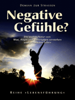 Negative Gefühle?