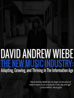 The New Music Industry