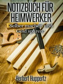 Notizbuch für Heimwerker