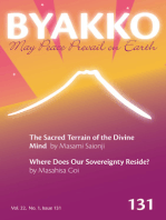 Byakko Magazine Issue 131