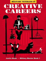 Military Veterans in Creative Careers