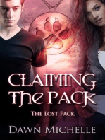 Claiming the Pack (The Lost Pack)