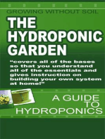 The Hydroponic Garden