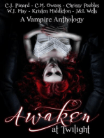Awaken at Twilight (A Vampire Anthology)