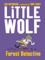 Little Wolf, Forest Detective