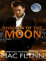 Shadow of the Moon #1 (Werewolf Shifter Romance)