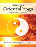Summer Oriental Yoga