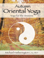 Autumn Oriental Yoga